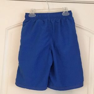 Nike boys swim trunks size M